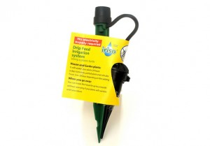 IRISO Drip Feed Bottle Watering System (Single)